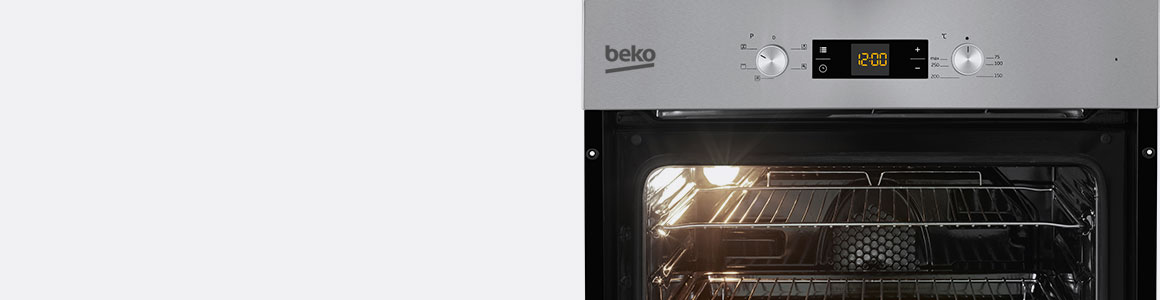 Beko Single Fan Electric Oven
