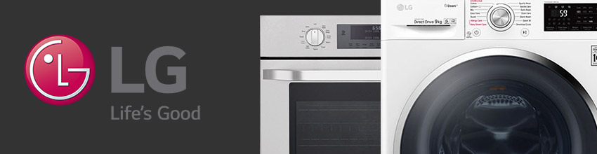 Lg Domestic Appliance Repair And Installation Services In
