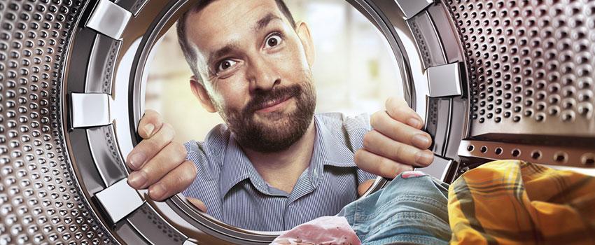 Vibrating Washing Machine