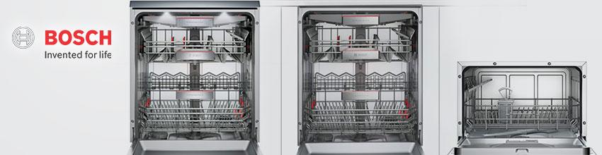 Bosch dishwasher types