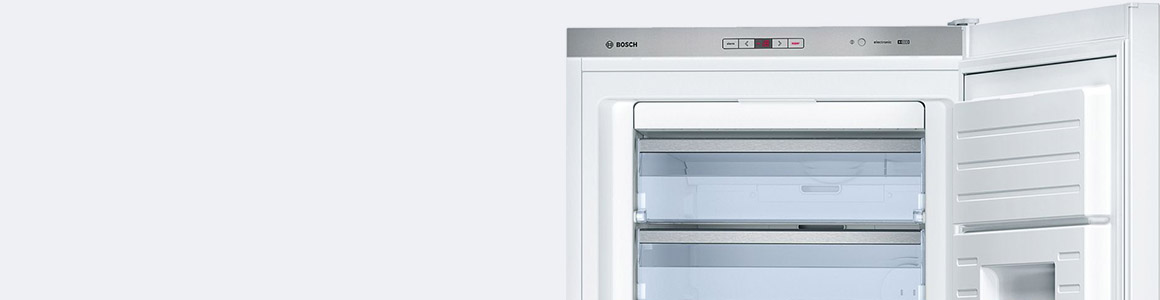 Bosch freezer