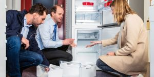 Fridge Freezer Features