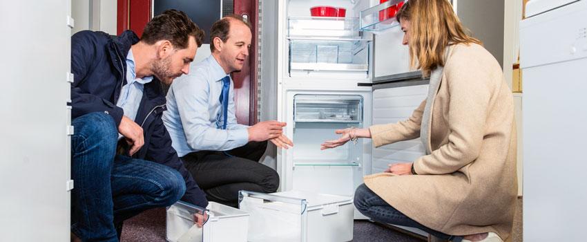 Fridge Freezer Features
