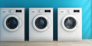 High-Efficiency Washing Machines