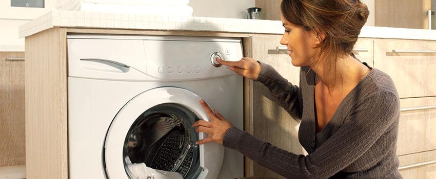 Timer Delay Washing Machine