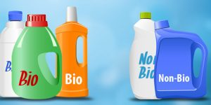 Bio and Non-bio Laundry Detergents