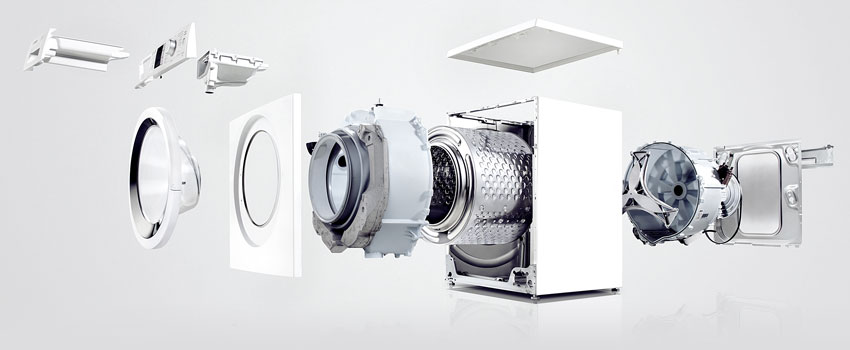 Washing Machine Inside ~ How does a washing machine work repair aid london ltd