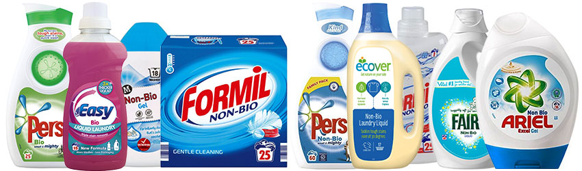How Do Biological And Non-Biological Detergents Work
