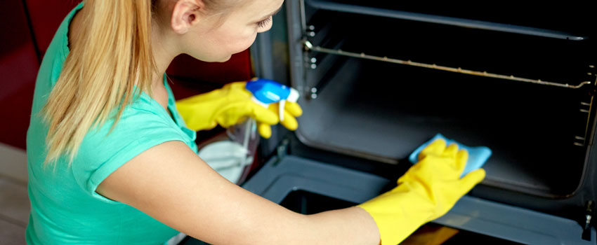 Keep your oven clean and it will last longer