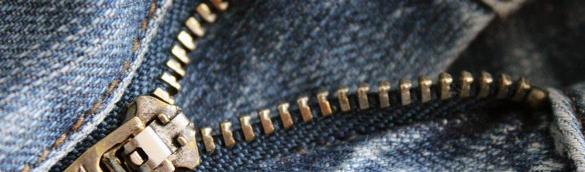 Leaving Zippers Unzipped