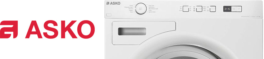 Asko domestic appliances