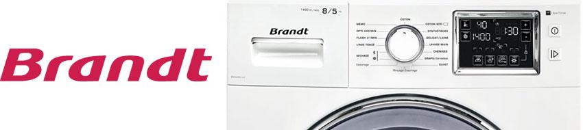Brandt washing machine