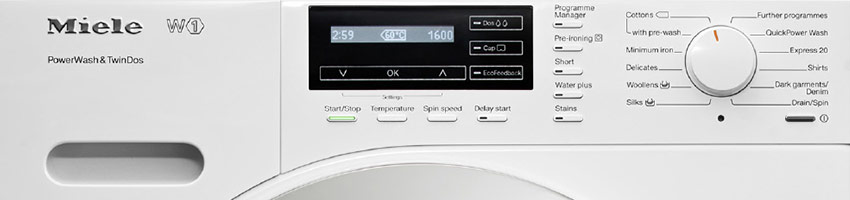 Miele Washing Machine Error Codes - An In-depth Guide