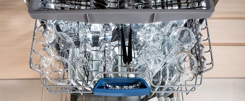 More efficient dishwasher