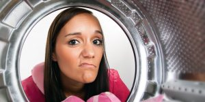 Why my dryer destroys clothes