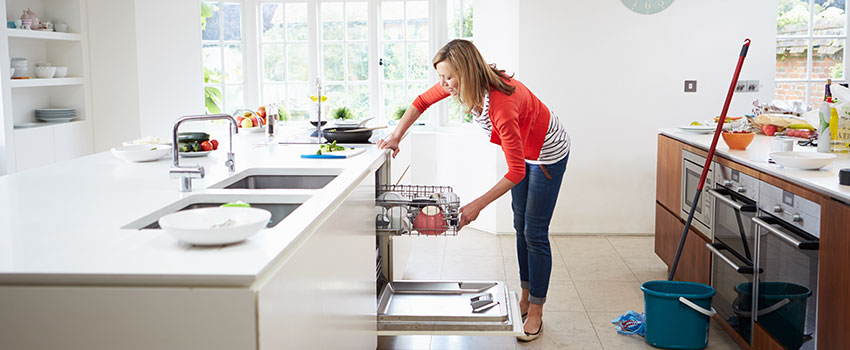 Make your dishwasher more efficient
