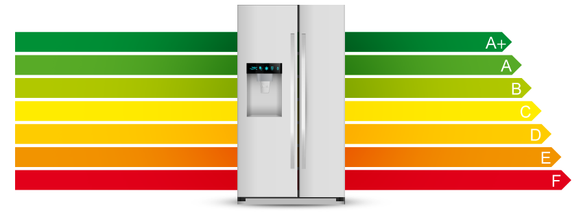 Energy-efficient fridges and freezers