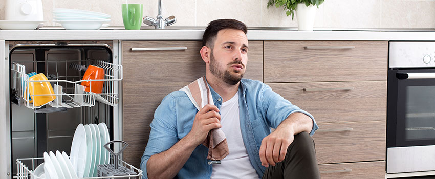 Smelly Dishwasher Sewage Problems