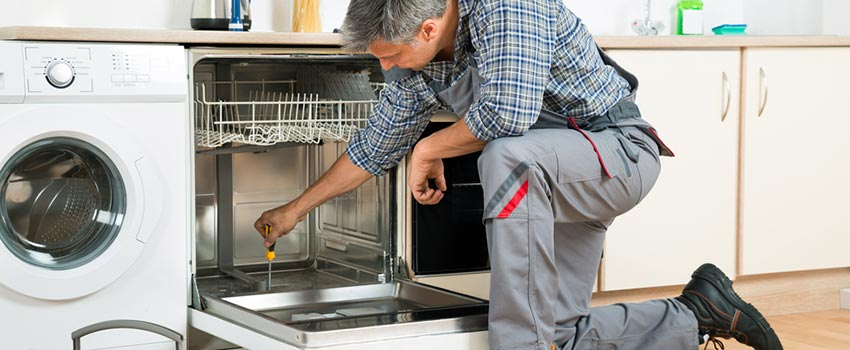 Unclogging Your Dishwasher
