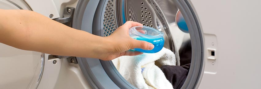 Too Much Detergent