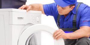Repairing an unbalanced washing machine