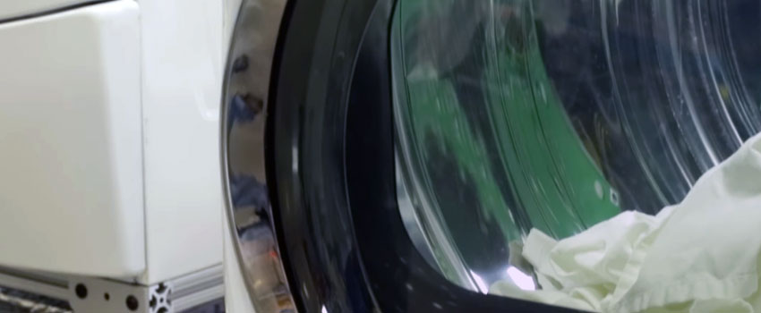 ultrasonic tumble dryer