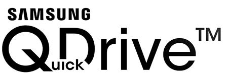 Samsung Q-drive logo