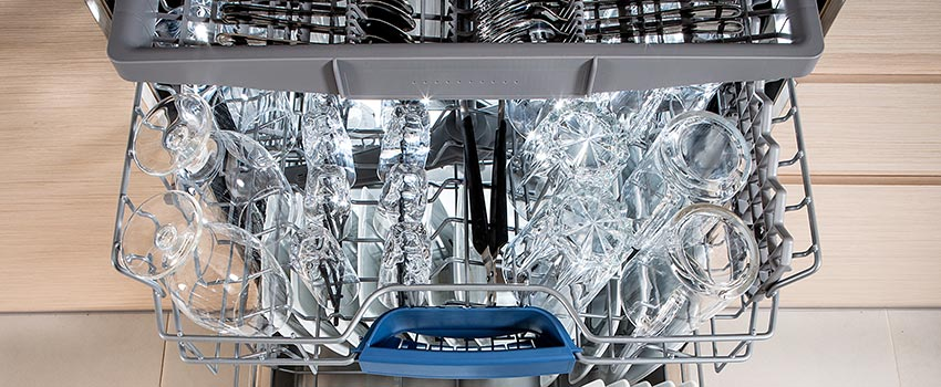 Stacking Your Dishwasher