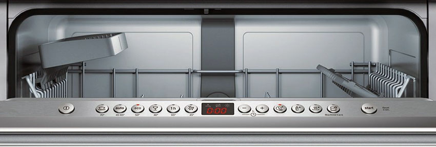Modern integrated dishwasher