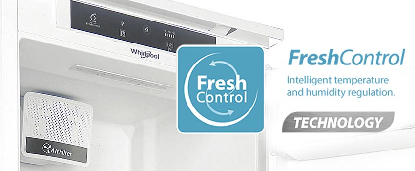 Whirlpool Fresh Control Technology Explained