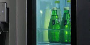LG InstaView Fridge Freezer