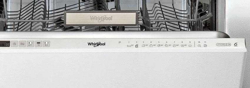 Whirlpool's 6th Sense Live dishwasher