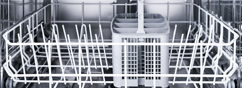 Start with an empty dishwasher