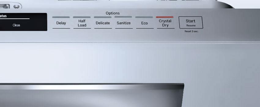 Bosch Crystal Dry