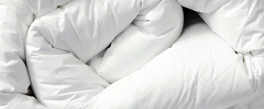 thick duvets