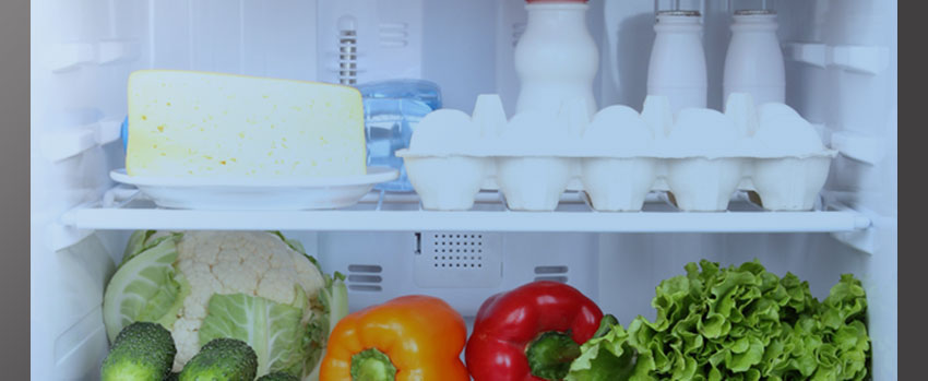 see what is in your fridge without opening it
