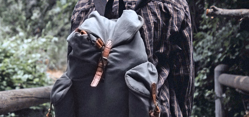 How to hand wash backpack