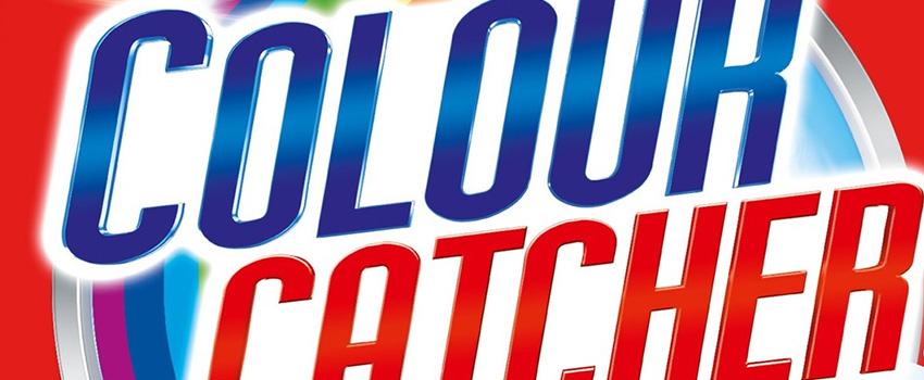 colour catcher sheets